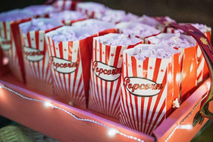 mozi popcorn